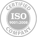ISO Certified Company 9001:2008