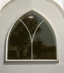 Sprung Gothic Window