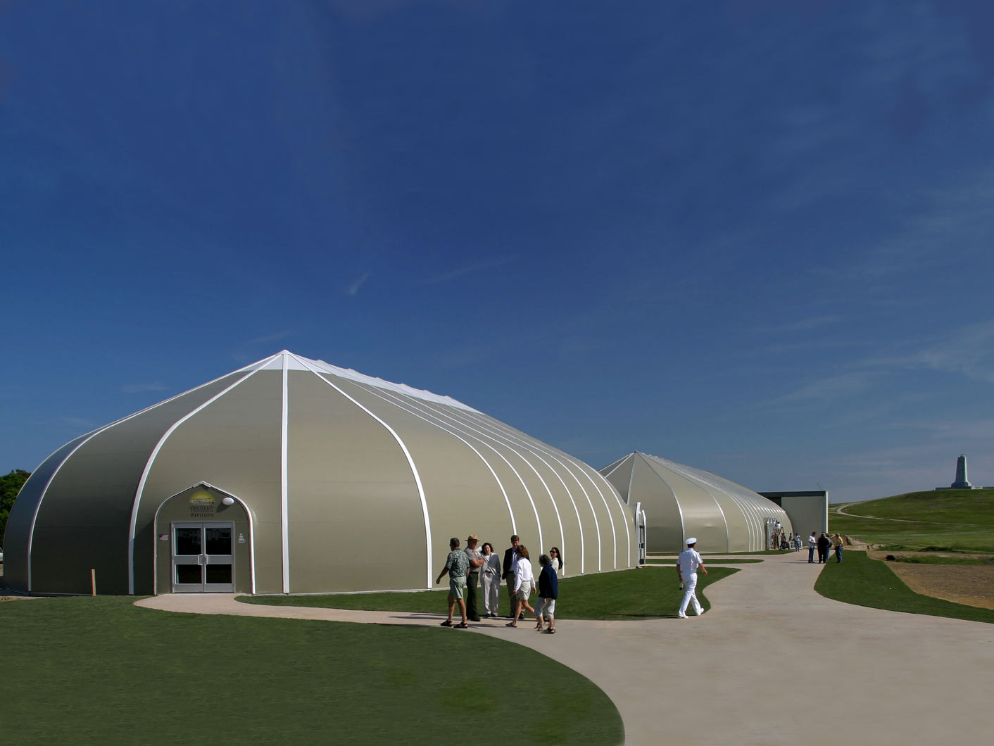 Entertainment Tents Caf 233 Facilities Sprung Structures