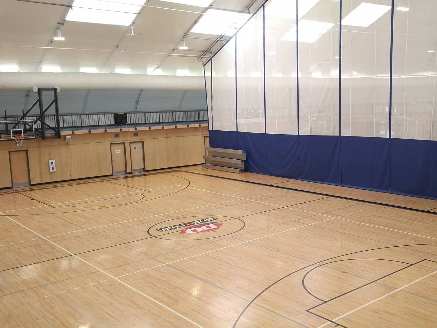 How much to make a basketball court home design for How to build a sport court