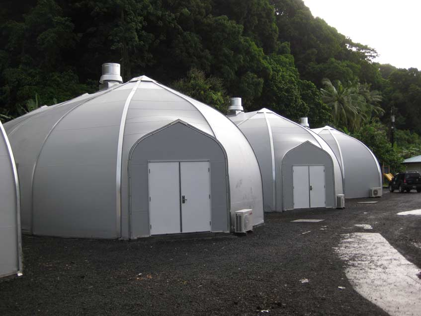 Temporary Housing, Man Camps - Natural Disaster Relief