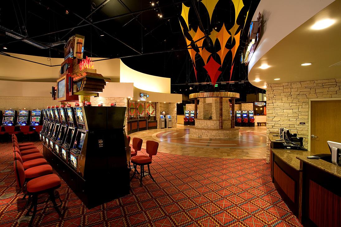 kickapoo casino oklahoma