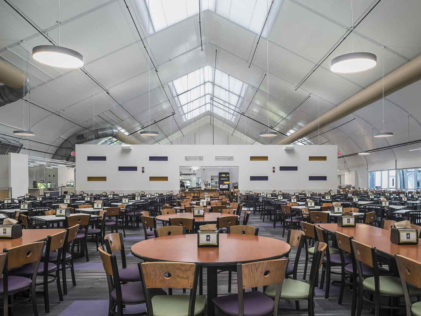 James Madison University Interim Dining Facility   Sprung Structures »  Sprung Structures