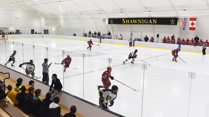 Shawnigan Lake School Ice Arena