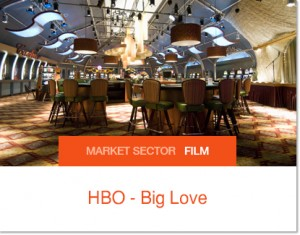 Studio d'enregistrement Sprung de HBO