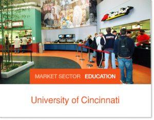 University fo Cincinnati
