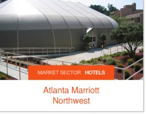 Atlanta Marriott Northwest hotel banqet facility