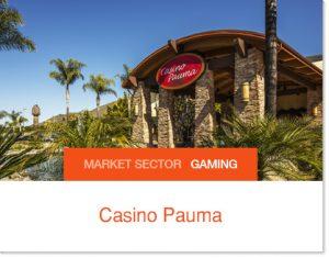 Casino Pauma Sprung Building