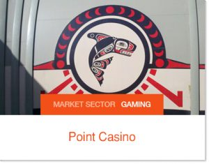 Point Casino Sprung Membrane Building