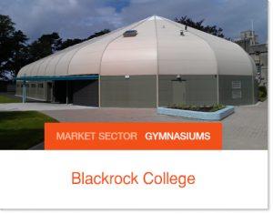 Blackrock College School Gymnasium