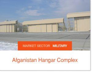 Afganistan Hangar Complex Aircraft Hangars Sprung buildings