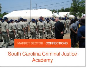 Sout Carolina Criminal Justice Academy Sprung Structure