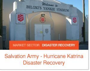 Salvation Army Biloxi Center Sprung Structure