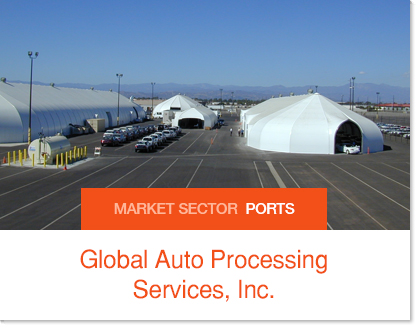Global Auto Processing Services Inc Sprung Building