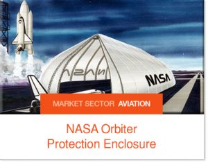 NASA Orbiter Protection Enclosure t Sprung Buildings