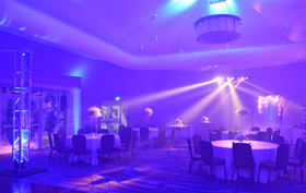 Hotel Banquet Facilties Wedding Venue Sprung entertianment facility