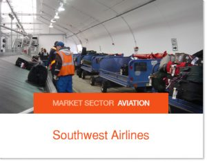 Baggage Handling for Airports Sprung Structures