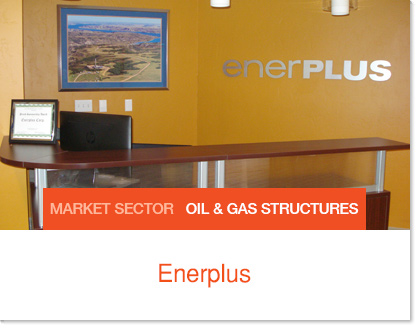 Enerplus - Sprung Offices -Accommodations - Maintenance Structure