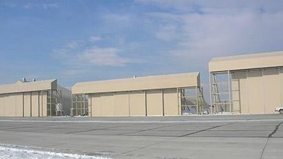 Afghanistan Hangar Complex