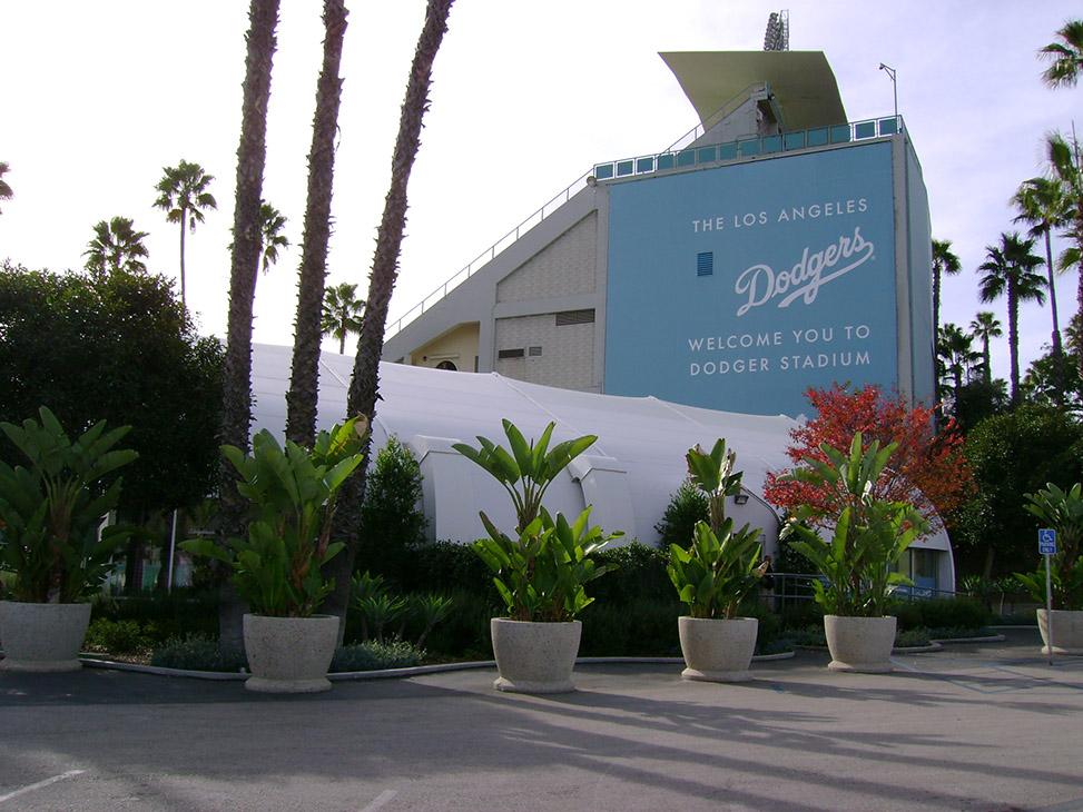 Tienda Oficial del Equipo Los Angeles Dodgers(old)