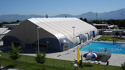Kearns Oquirrh Park Fitness Center