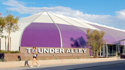 Grand Canyon University – Thunder Alley