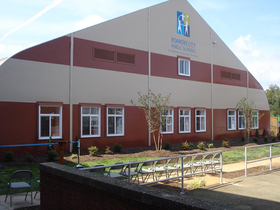 المدارس العامة مدينة ري آنوك
