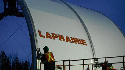 LAPRAIRIE Frac Sand Storage