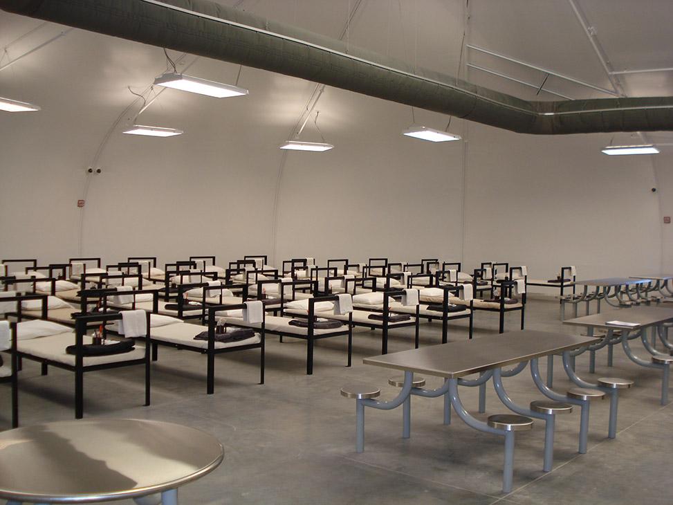 El Paso Community Detoxification Facility Sprung