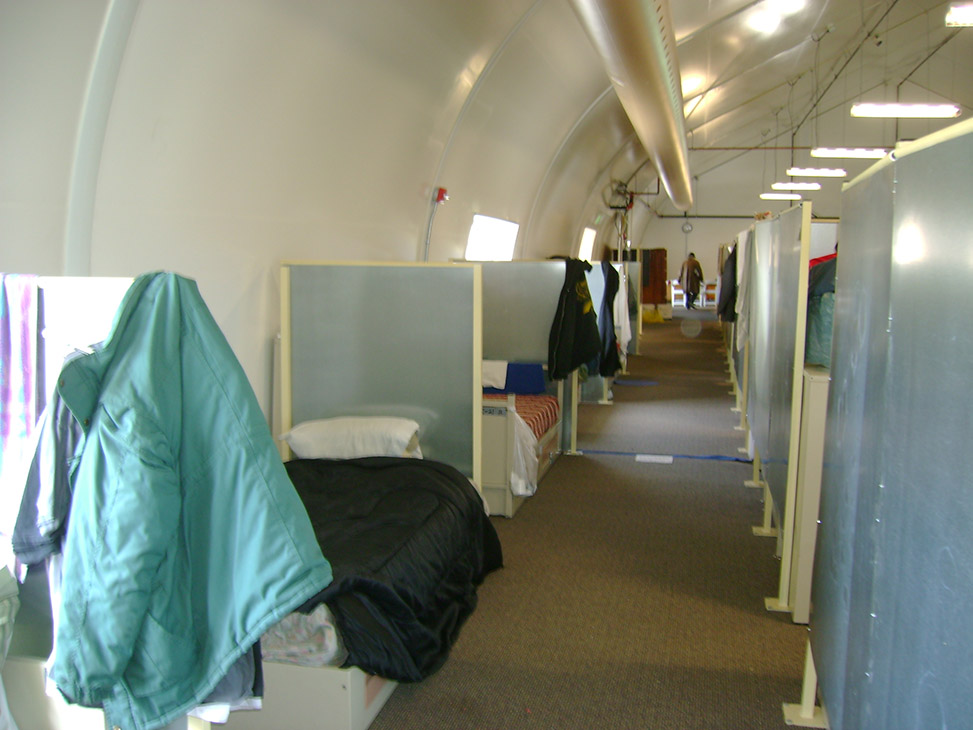 Homeless Shelters Temporary Housing Facilities Sprung Sprung