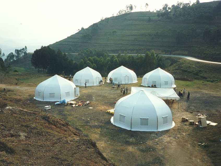 Temporary Housing Man Camps Natural Disaster Relief