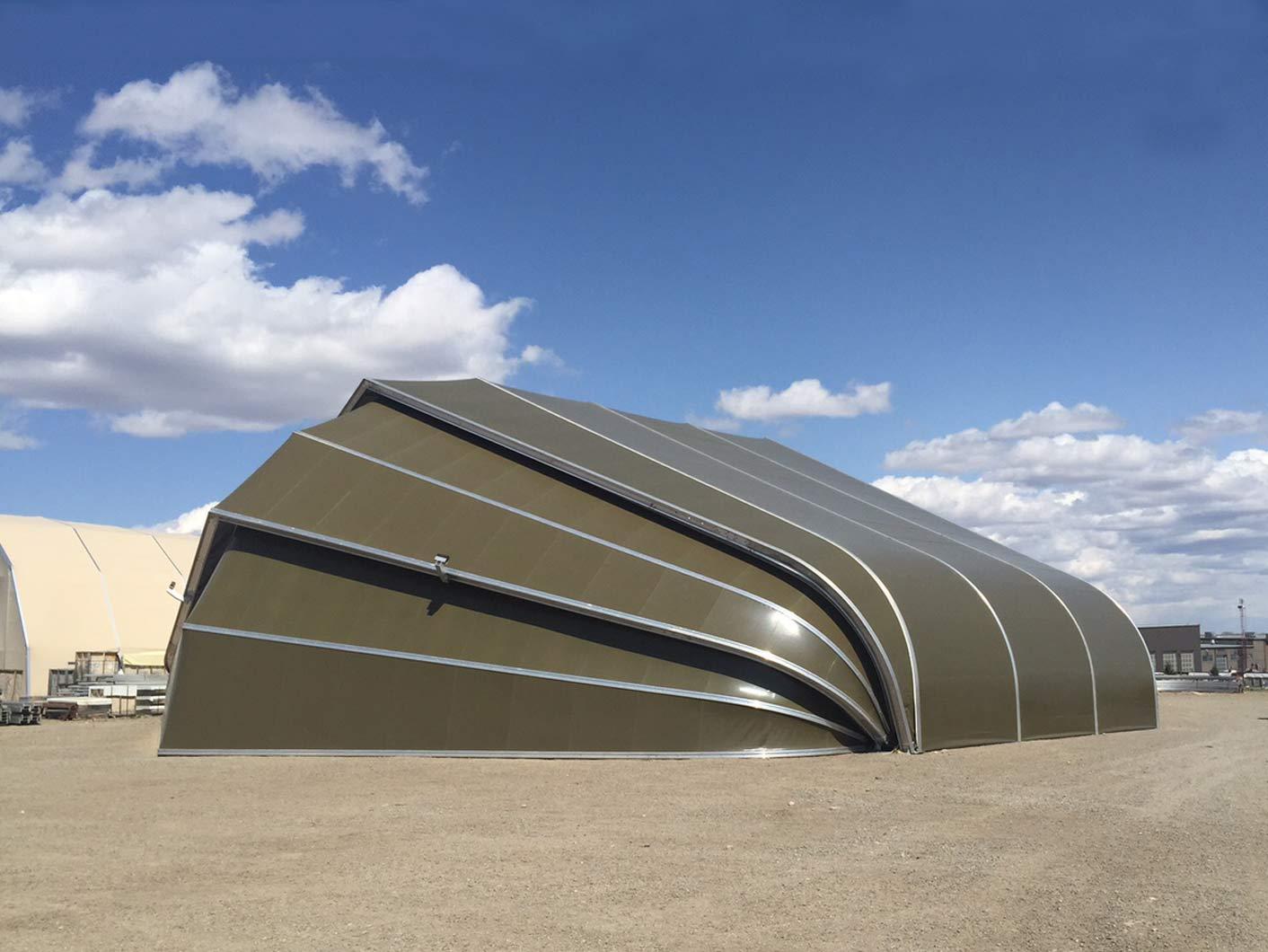 Airport Buildings Temporary Aircraft Hangars Sprung