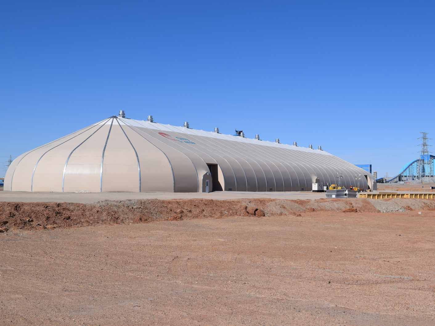 Portable Warehouse Building, Temporary Storage Shelter - Sprung