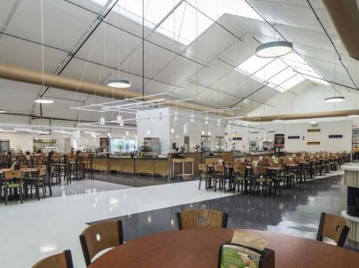 James Madison University Interim Dining