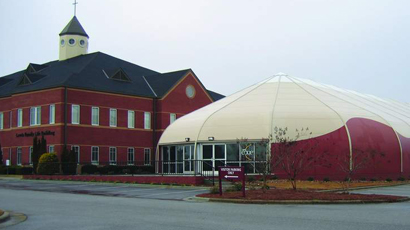 Sprung Fabric Building Worship Facility Ideas