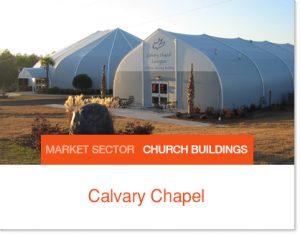 Calvary Chapel Sprung Building