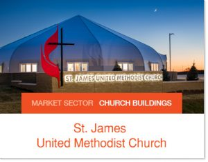 St. James Church Project Report
