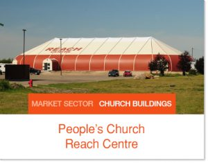 Peoples Church Sports Facility Church Outreach Tent Facility