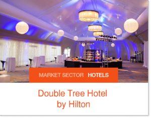 Hilton wedding faciltiy