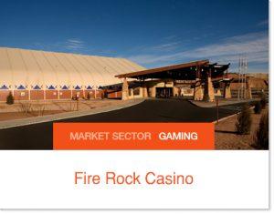 Firerock Casino Sprung Structure