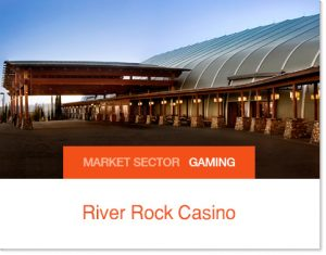 River Rock Casino Sprung building