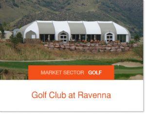 Ravenna Banquet Facility Permenant tent wedding Sprung Structure