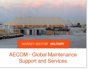 AECOM Global Maintnenance Support and Services for Military Buildings