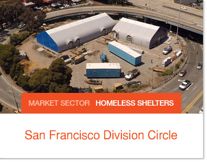 San Francisco Navigation homeless shelter