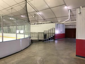 Ice Arena Sprung