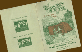 130 year catalogue from 1928