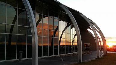 Sprung Calgary Distribution Center breathtaking example of a tensile building