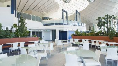 Architects Aldersyde Sprung Structures