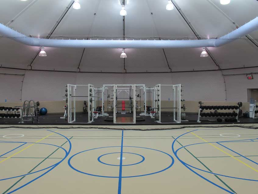 How much would it cost to build a gymnasium for How much to build a basketball gym