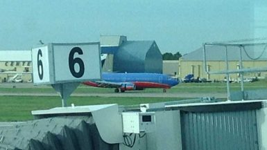 Sprung Aircraft Tail Cover is a portable building